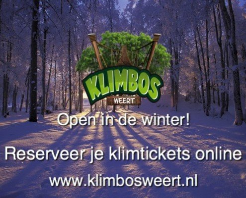 Klimmen in de winter!